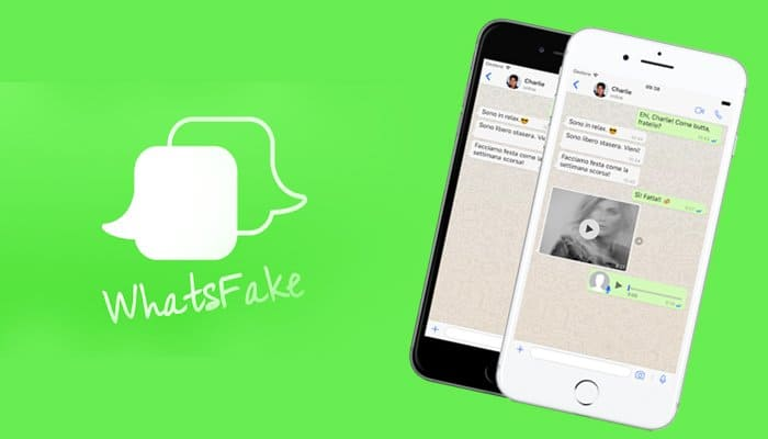 whatsapp fake